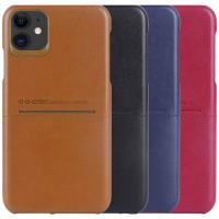 """Кожаная накладка G-Case Cardcool Series для Apple iPhone 11 (6.1"""")"""