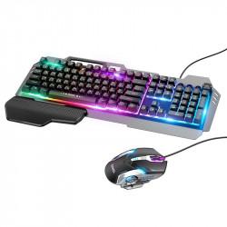 Игровая клавиатура + мышь Hoco GM12