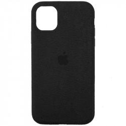 "Уценка Чехол ALCANTARA Case Full для Apple iPhone 12 Pro Max (6.7"")"
