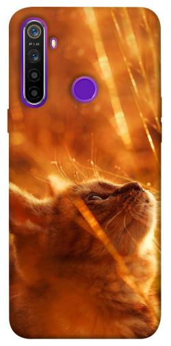 Чехол itsPrint Magic cat для Realme 5
