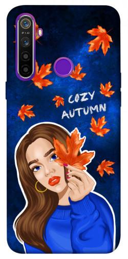Чехол itsPrint Cozy autumn для Realme 5
