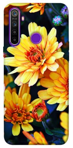 Чехол itsPrint Yellow petals для Realme 5