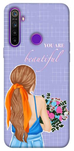 Чехол itsPrint You are beautiful для Realme 5