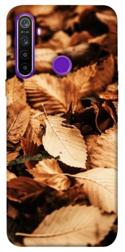 Чехол itsPrint Опавшая листва для Realme 5
