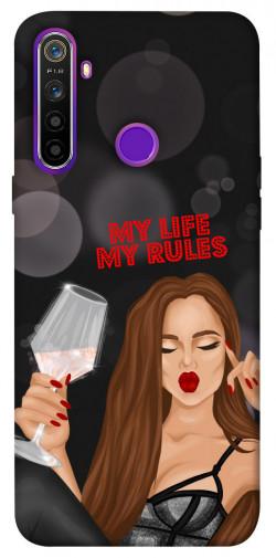 Чехол itsPrint My life my rules для Realme 5
