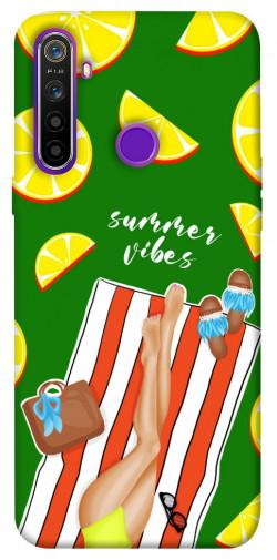 Чехол itsPrint Summer girl для Realme 5