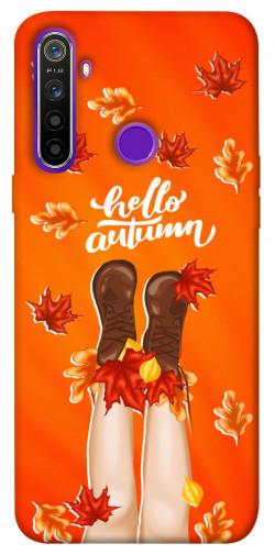 Чехол itsPrint Hello autumn для Realme 5