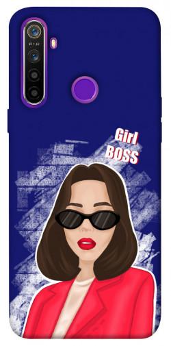 Чехол itsPrint Girl boss для Realme 5