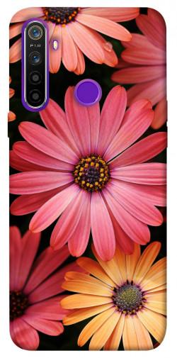 Чехол itsPrint Осенние цветы для Realme 5