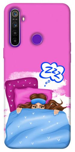Чехол itsPrint Sleepу girl для Realme 5