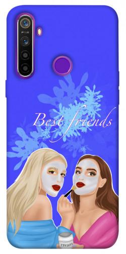 Чехол itsPrint Best friends для Realme 5