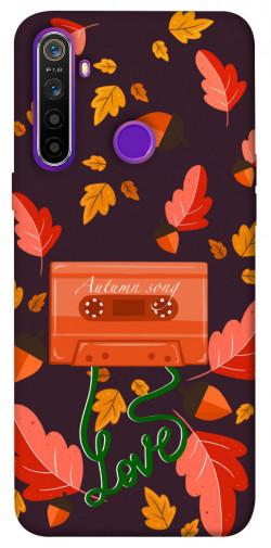 Чехол itsPrint Autumn sound для Realme 5