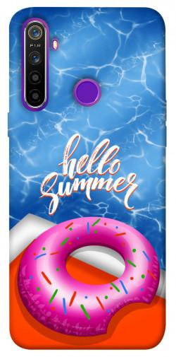 Чехол itsPrint Hello summer для Realme 5
