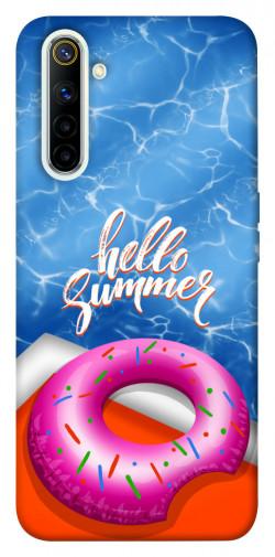 Чехол itsPrint Hello summer для Realme 6