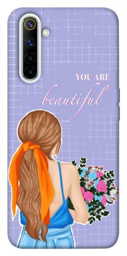 Чехол itsPrint You are beautiful для Realme 6