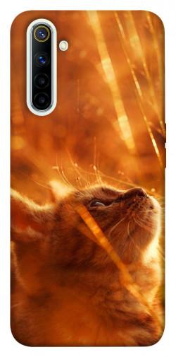 Чехол itsPrint Magic cat для Realme 6