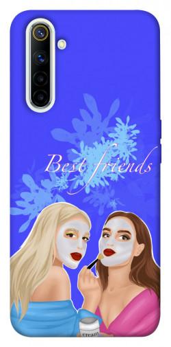 Чехол itsPrint Best friends для Realme 6