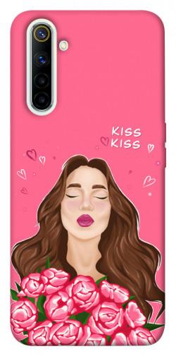 Чехол itsPrint Kiss kiss для Realme 6