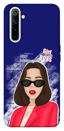 Чехол itsPrint Girl boss для Realme 6