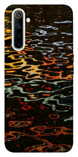 Чехол itsPrint Красочные блики для Realme 6