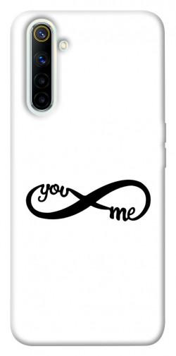 Чехол iPrint You&me для Realme 6