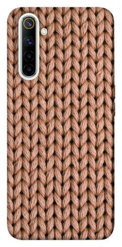 Чехол itsPrint Knitted texture для Realme 6