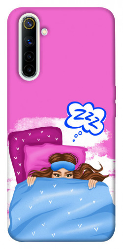 Чехол itsPrint Sleepу girl для Realme 6