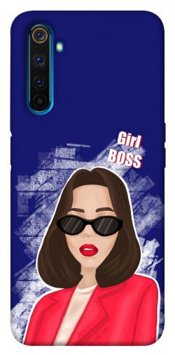 Чехол itsPrint Girl boss для Realme 6 Pro