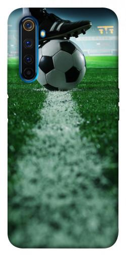 Чехол itsPrint Футболист для Realme 6 Pro