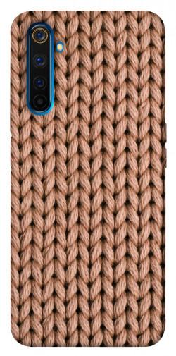 Чехол itsPrint Knitted texture для Realme 6 Pro