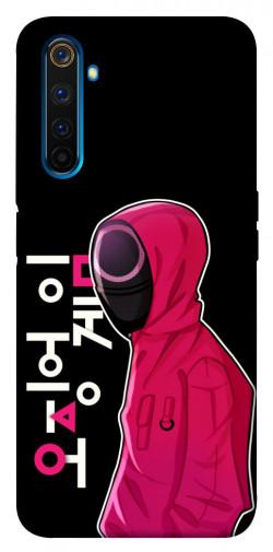 Чехол itsPrint Squid Game picture 7 для Realme 6 Pro