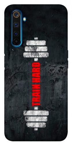 Чехол itsPrint Train hard для Realme 6 Pro
