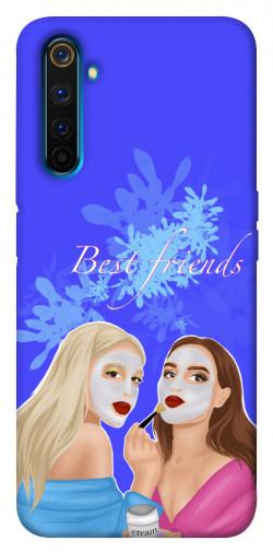 Чехол itsPrint Best friends для Realme 6 Pro