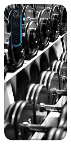 Чехол itsPrint Dumbbells для Realme 6 Pro