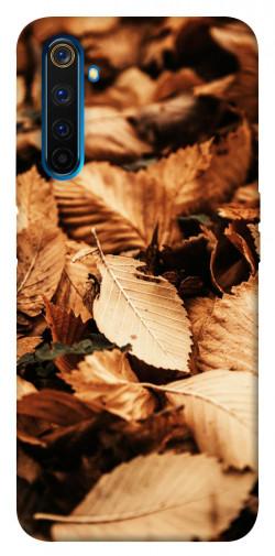 Чехол itsPrint Опавшая листва для Realme 6 Pro