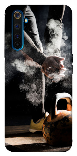 Чехол itsPrint Пауэрлифтер для Realme 6 Pro