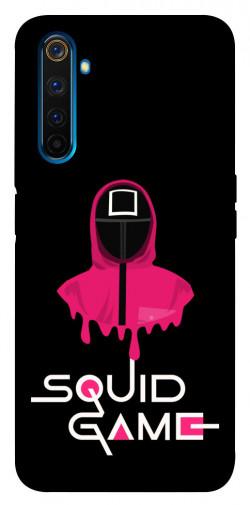 Чехол itsPrint Squid Game picture 4 для Realme 6 Pro
