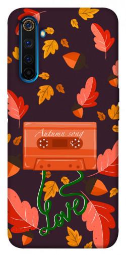 Чехол itsPrint Autumn sound для Realme 6 Pro