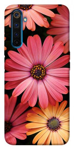 Чехол itsPrint Осенние цветы для Realme 6 Pro