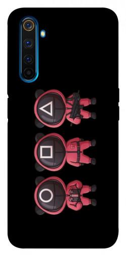 Чехол itsPrint Squid Game picture 6 для Realme 6 Pro