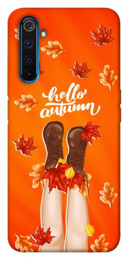 Чехол itsPrint Hello autumn для Realme 6 Pro