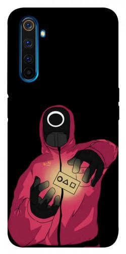 Чехол itsPrint Squid Game picture 9 для Realme 6 Pro