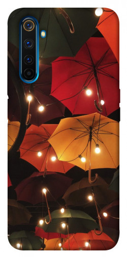 Чехол itsPrint Ламповая атмосфера для Realme 6 Pro