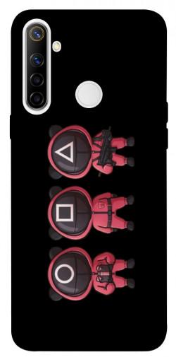 Чехол itsPrint Squid Game picture 6 для Realme 6i
