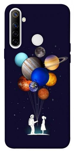 Чехол iPrint Галактика для Realme 6i