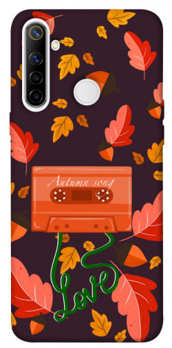 Чехол itsPrint Autumn sound для Realme 6i