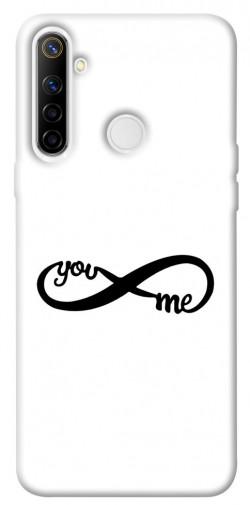Чехол iPrint You&me для Realme 6i