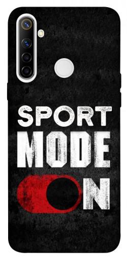 Чехол itsPrint Sport mode on для Realme 6i