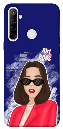 Чехол itsPrint Girl boss для Realme 6i