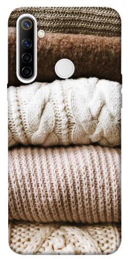 Чехол itsPrint Knitted aesthetics для Realme 6i